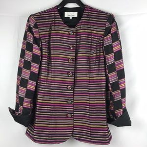 Victor Costa For Newman Marcus Ladies  Jacket